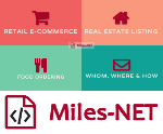 Miles-NET - Your eCommerce integrated solution!